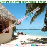 Thatch естественной ладони взгляда синтетический для штанги Tiki/зонтик пляжа 38 бунгала воды коттеджа хаты Tiki синтетический Thatched