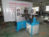 Automatischer Draht-hölzerner Kleidung-Aufhängungs-Plastikhaken, der Maschine herstellt