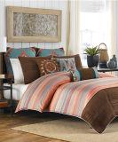 快適な寝具は高品質の/Bedシートをセットする
