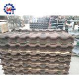 0,4Mm fácil construção materiais Buliding Milano Telhas