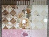 Tintenstrahl-Badezimmer-keramische Wand-Fliese der Baumaterial-3D
