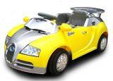 Les enfants voyagent en voiture, voiture jouet(N6878 Jaune)