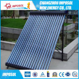 Collecteur solaire en acier inoxydable