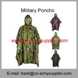 De regenjas-Politie van de politie regenkleding-Politie poncho-Militaire poncho-Camouflage Poncho