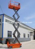 Platform van het Werk van de Schaar van Hydraulilc het Mobiele Draagbare