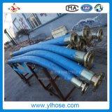 중국 Yinli 기름 저항하는 철강선은 교련 고무 호스 나선형을 그렸다