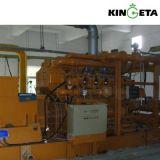 Pianta di gassificazione della biomassa della Multi-Co-Generazione di Kingeta 500kw