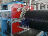 HDPEの空の壁の螺線形の巻上げの管の生産ライン