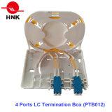 1 ~ 4 coeurs Boîtier de terminaison de câble à fibre optique (PTB012)
