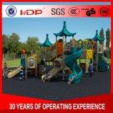 Huadongの安く小さいスライド、子供の屋外の運動場Equipmen HD16-043A