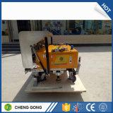 Auto Muur die Machine voor het Bespuiten van het Cement van het Gips van de Kalk van het Mortier teruggeven