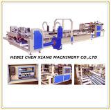 Máquina completamente automática de Giuer de la carpeta del rectángulo del cartón