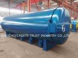 Forno de borracha da qualidade superior de China/caldeira de borracha/embarcação de pressão de borracha