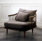 (SD-6005-2) Jogo de madeira do sofá da tela do lazer moderno da sala de visitas do hotel