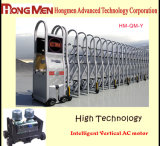 Porta retráctil e dobrável eléctrico automático (HM-QM-Y)
