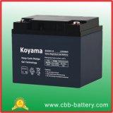 12V 40ah tiefe Schleife-Gel-Batterie für Kehrmaschine
