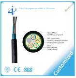 Câble fibre optique autosuffisant de l'antenne ADSS de Tout-Diélectrique avec la plus grande envergure de 1000 mètres