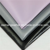 Mobiliário de couro sintético de PVC populares do couro
