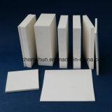 Oxyde d'aluminium plaque en céramique comme l'usure des garnitures résistant