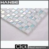 Qj006 300x300mm hermoso mosaico de cristal decorativas de cocina Backsplash baldosas