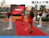 Vídeo LED pantalla de pared P10 para publicidad