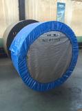 Correia transportadora de borracha de nylon para a mineração e a indústria