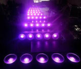 5*30W RGB 3в1 привело Pixel 5 головка Matrix Блиндер лампа