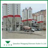 Маштаб тележки Weighbridge для индустрии лесохозяйства