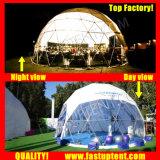 Transparent en PVC blanc abri Fabricant Dome