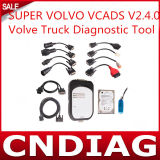 Super Volvo VCADS V2.4.0, Volve погрузчик диагностического прибора