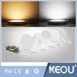 LEDのパネルの引込むOEM SMD2835 Lampadasの細い表面日光