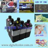 Tinta UV LED para a Epson Dx5 Dx7 Cabeçote de Impressão
