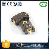 Houder van de Batterij van de Dozen van de batterij cr2032-8 Au SMT