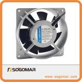 パネルのファン120X120X38mm冷却のための220-240VAC銀製100%Copperコイル