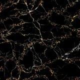 tegel van de Vloer van 600*600mm de Super Witte en Zwarte in Opgepoetst Porselein Galzed