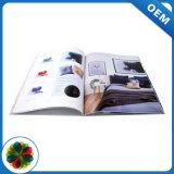 A impressão de livros personalizados entrega rápida de serviço de impressão em offset
