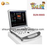Zon-906s hart/de Draagbare 3D 4D Scanner van de Ultrasone klank van Doppler van de Kleur van de Echo Vascular/Ob/Gyn