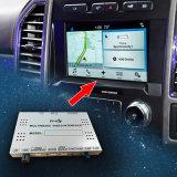 Voiture de récepteur GPS de navigation GPS Android Boîte d'interface vidéo pour Ford pour le F250