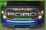 2009 2010 2011 2012 2013フォード2014年のF-150のグリル