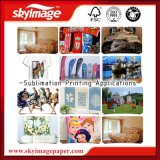 """52 """" DIGITAL Transfer PrintingのためのFw45GSM Ultra-Light Weight Sublimation Paper"""