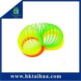 Bambini Slinky Souptoys del giocattolo elastico classico promozionale del Rainbow