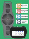 Mejor decenas unir el alivio del dolor en la cintura cinturón de masaje con 8 electrodos Placemat