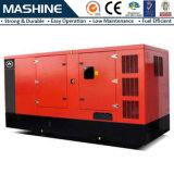 60Hz 220V 3 단계 250kVA 침묵하는 전기 발전기 가격