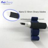 Eoによって殺菌するMicrobladingの使い捨て可能なHandtool Nano 0.18mmの#14カーブ