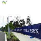 Valla valla de Banner Racing de malla de envoltura
