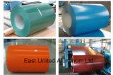 Bobine d'aluminium à revêtement de couleur pour le matériel de décoration