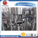清涼飲料のPLC制御を用いるびん詰めにする充填機