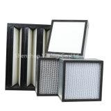 Het Filtreerpapier van het Frame HEPA van het aluminium