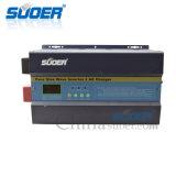 3kw de basse fréquence Souer 12V/24V/48V solaire hybride avec convertisseur de puissance 35un chargeur de batterie