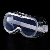 OEM joint résistant aux produits chimiques des lunettes de protection du travail laser médical anti brouillard de salive Lunettes de protection des lunettes de sécurité